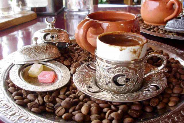 Turkish Coffee Benefits