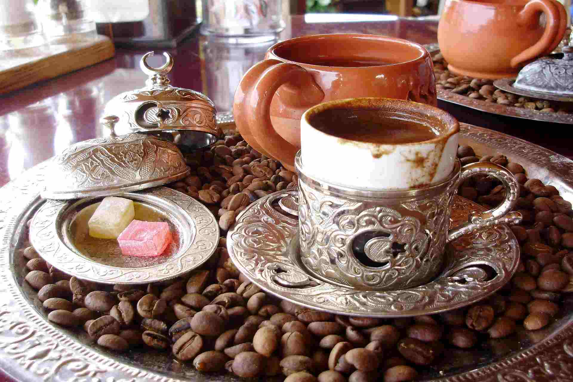 Turkish Coffee Benefits